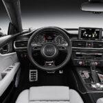 Audi S7- Interior