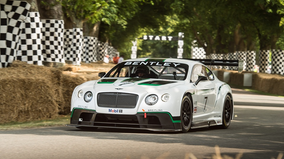 Bentley at Goodwood Festival of Speed