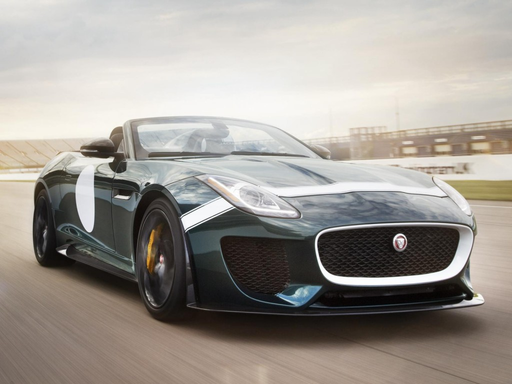 Jaguar F-Type Project 7-1