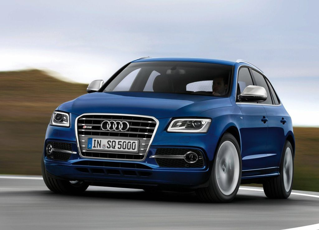 Audi SQ5 TDI (used as illustration)