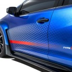 2015 Honda Civic Type R Concept graphics image