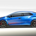 2015 Honda Civic Type R Concept side image