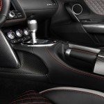 Audi R8 Competition carbon interior trim