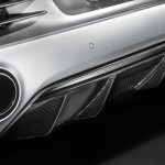 Audi R8 Competition carbon rear diffuser