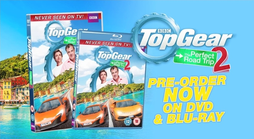 Top Gear- The Perfect Road Trip 2