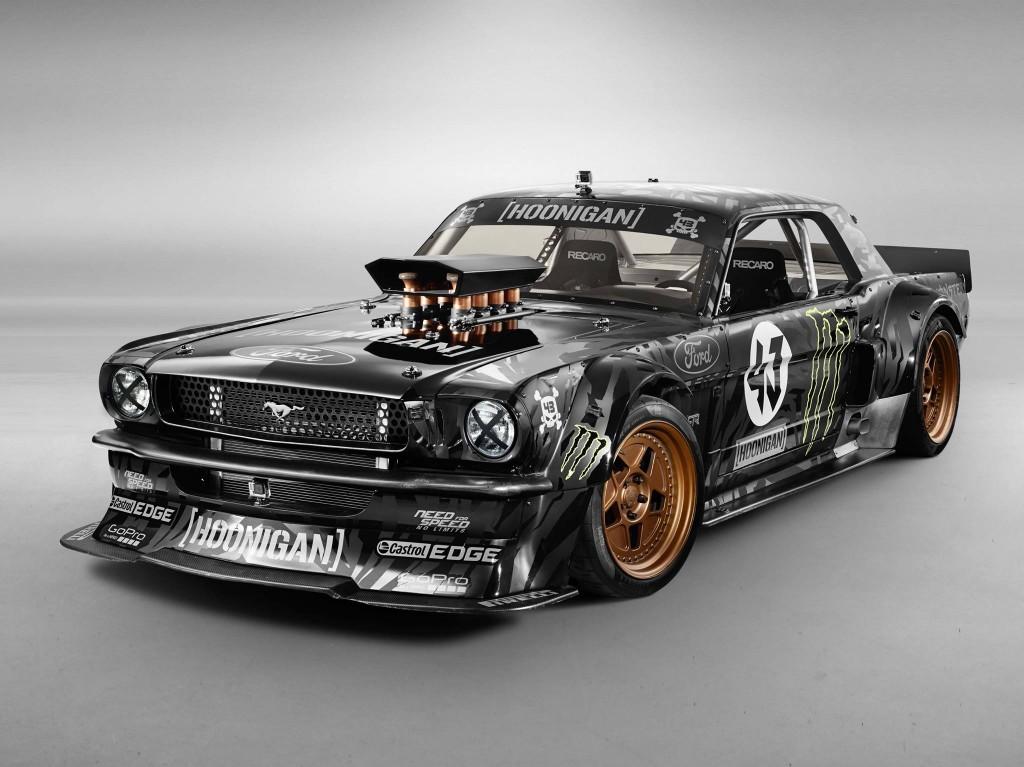Ken Block Hoonicorn RTR Mustang -1