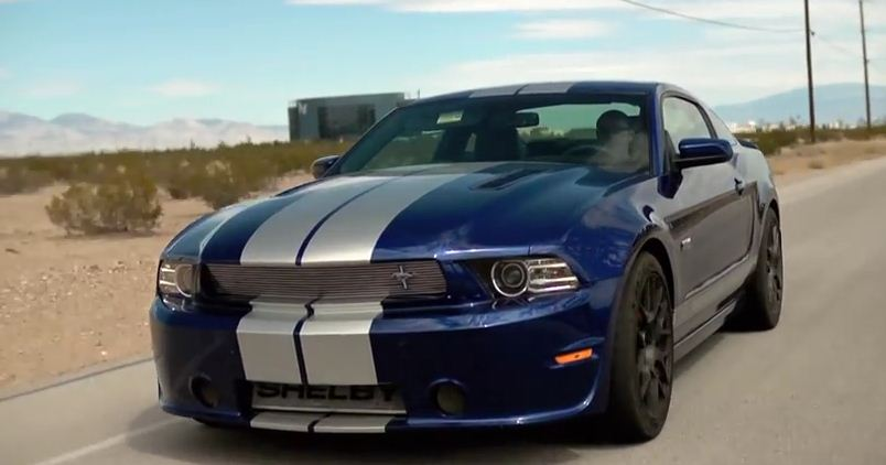 Shelby Mustang GT/SC