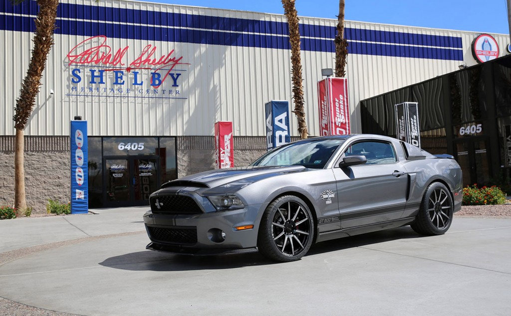 2014 Shelby Mustang GT500 Super Snake Signature Edition