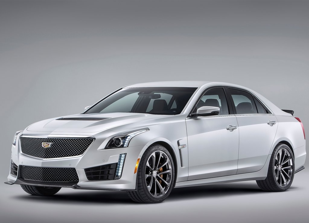 2016 Cadillac CTS-V