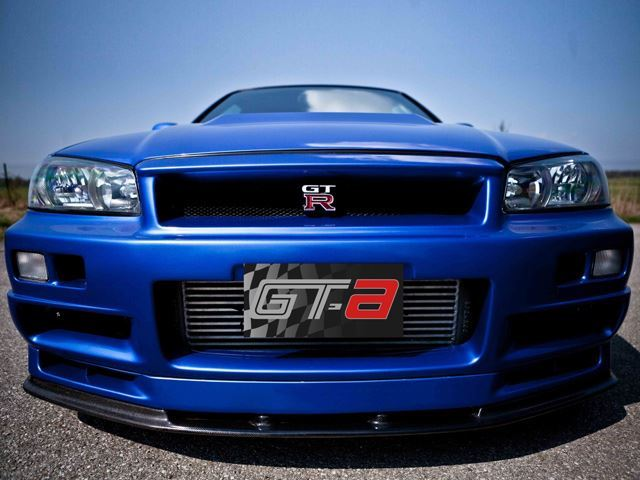 Paul Walker Nissan Skyline GTR