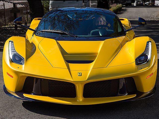 Google VP Ferrari LaFerrari -3
