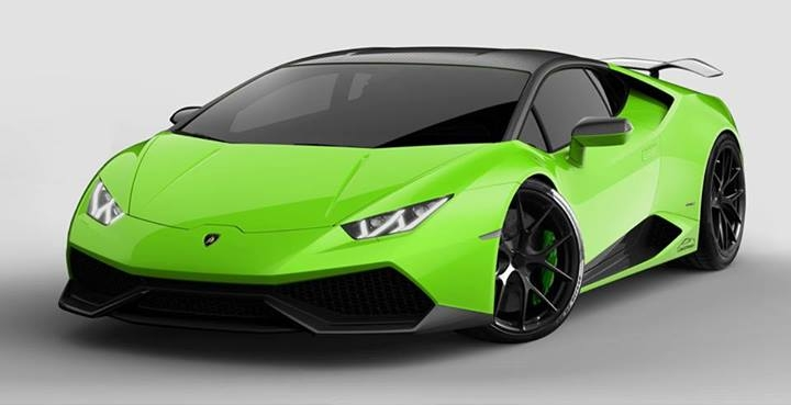 Oakley Design Lamborghini Huracan