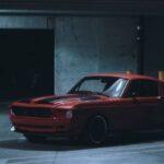 Villain Ford Mustang 3