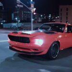 Villain Ford Mustang 4