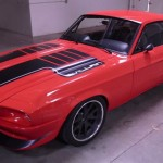 Villain Ford Mustang 5
