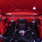 Villain Ford Mustang BOSS 302 engine