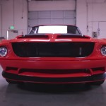Villain Ford Mustang front