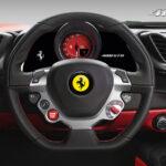 Ferrari 488 GTB dashboard image