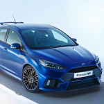 Ford Focus RS leaked image