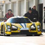 SCG003C race car