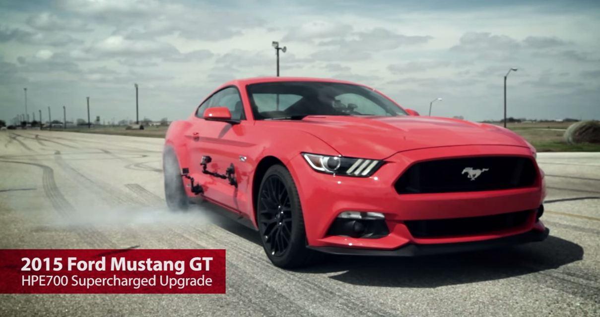 HPE700 Mustang