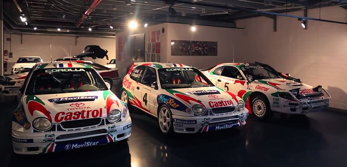 Toyota Racing Legends Collection