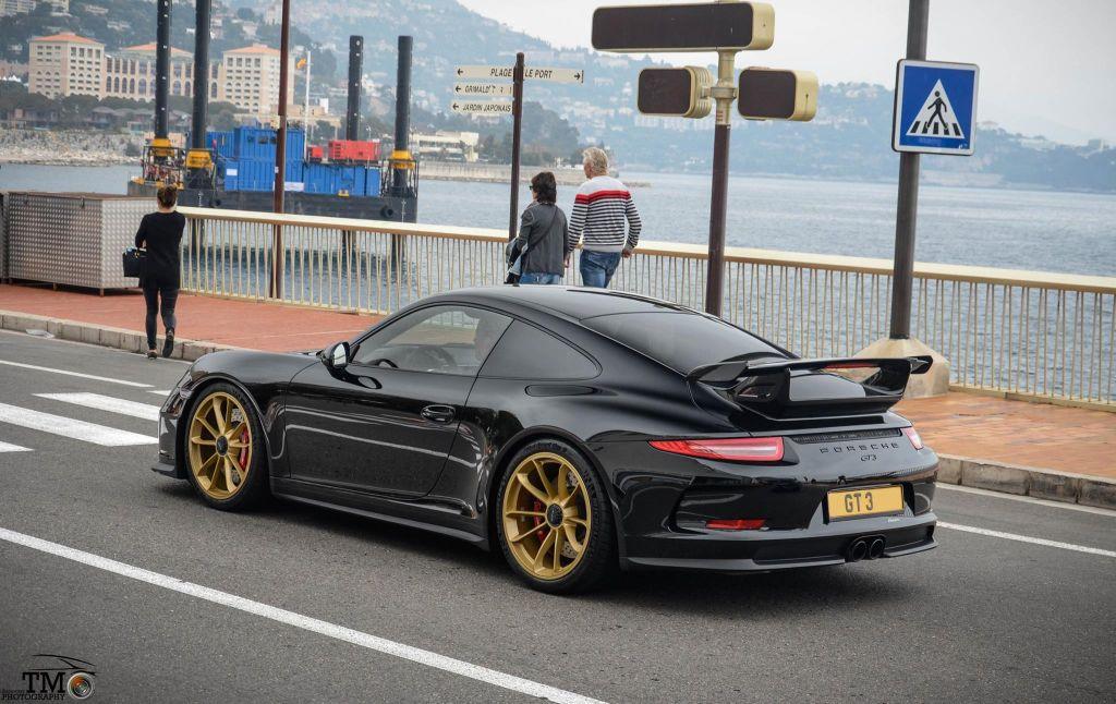 50 Shades Of The Porsche 911 Gt3 The Supercar Blog