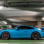 Porsche 911 GT3 Blue Matte