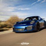 Porsche 911 GT3 Blue Metaliic
