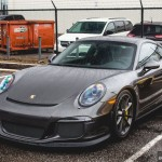 Porsche 911 GT3 Grey