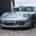 Porsche 911 GT3 Silver