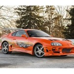 Toyota Supra- Fast and the Furious- 1
