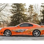 Toyota Supra- Fast and the Furious-2