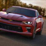 2016 Chevrolet Camaro launch 6