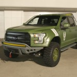 Ford F-150 Halo Sandcat truck