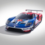 Ford GT Le Mans Race Car