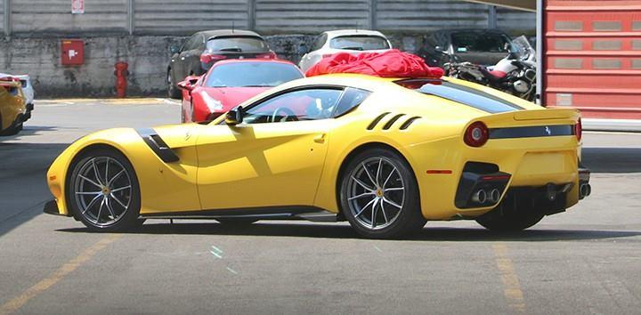 2016 Ferrari F12 GTO /Speciale