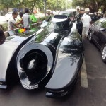 Batmobile in Pune, India