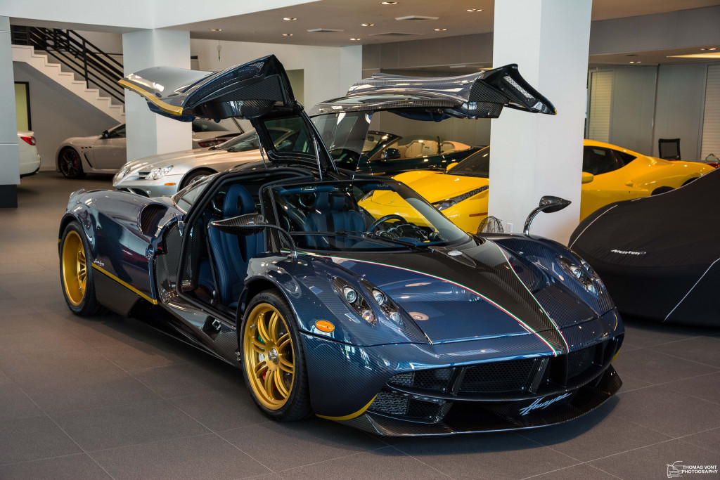 salomondrin's pagani huayra sold to david lee - the supercar blog