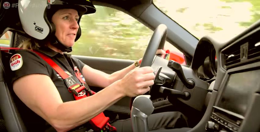 Porsche 911 GT3 Review by Sabine Schmitz