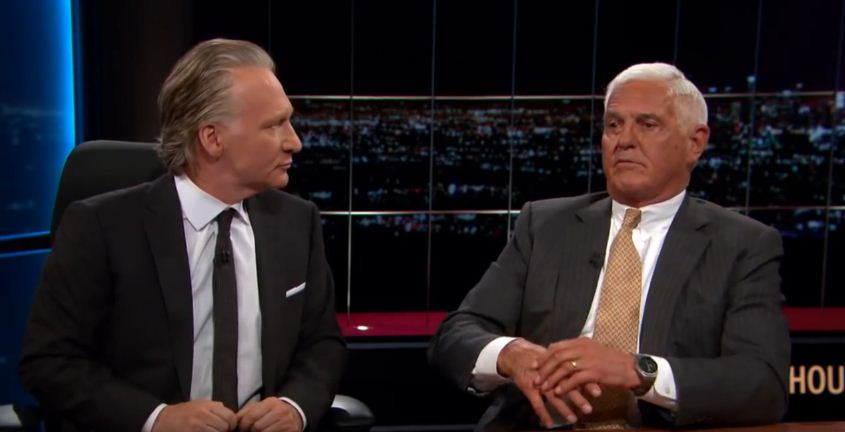 Bob Lutz on Real Time with Bill Maher