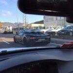 Bugatti Chiron spy shots