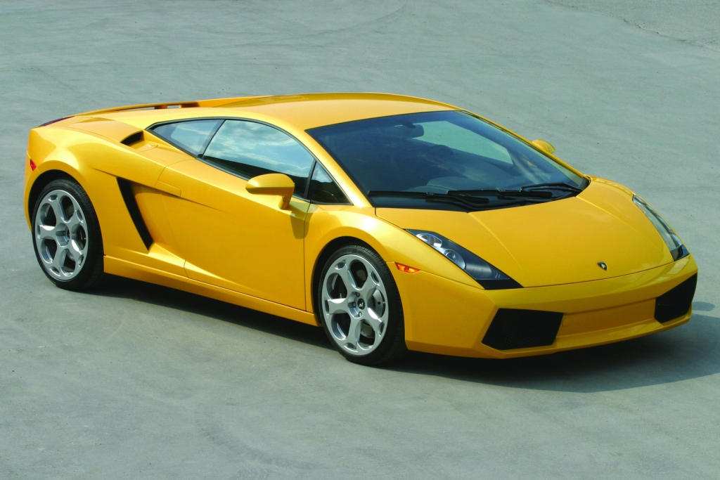Lamborghini Gallardo service costs