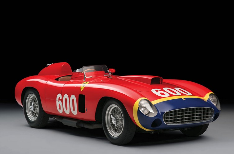 1956 Ferrari 290 MM- RM Auctions 2015