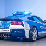Corvette Stingray C7 Polizei by Tikt Performance- 1