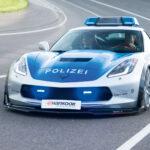 Corvette Stingray C7 Polizei by Tikt Performance- 2
