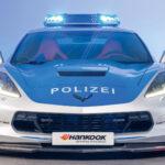 Corvette Stingray C7 Polizei by Tikt Performance- 5