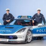 Corvette Stingray C7 Polizei by Tikt Performance- 6