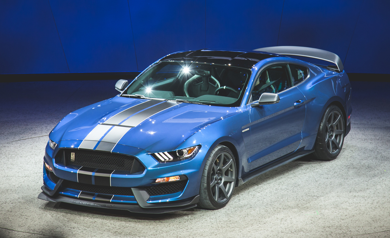 2016 Ford Mustang Shelby Gt350r Photos And Info