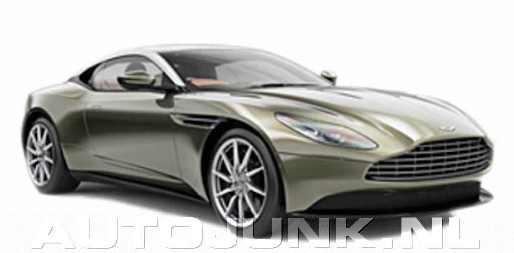 2017 Aston Martin DB11 Official Image Leaked- 2016 Geneva Motor Show